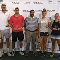 Team at 2018 Digicall Futures 3 Prize Giving