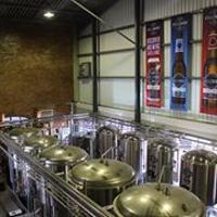 Tour of Stellenbrau beer factory