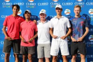 Junior ITF 2019 J4 Boys Doubles Finalists - Caylix Sport