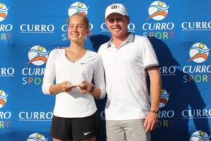 Junior ITF 2019 J4 Girls Singles Winner - Caylix Sport